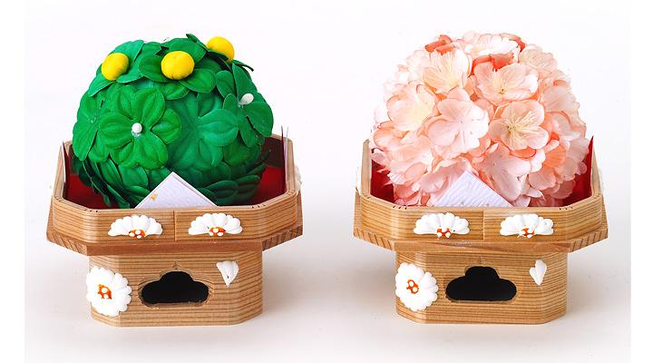 雛人形のお道具・お飾りの種類と特徴