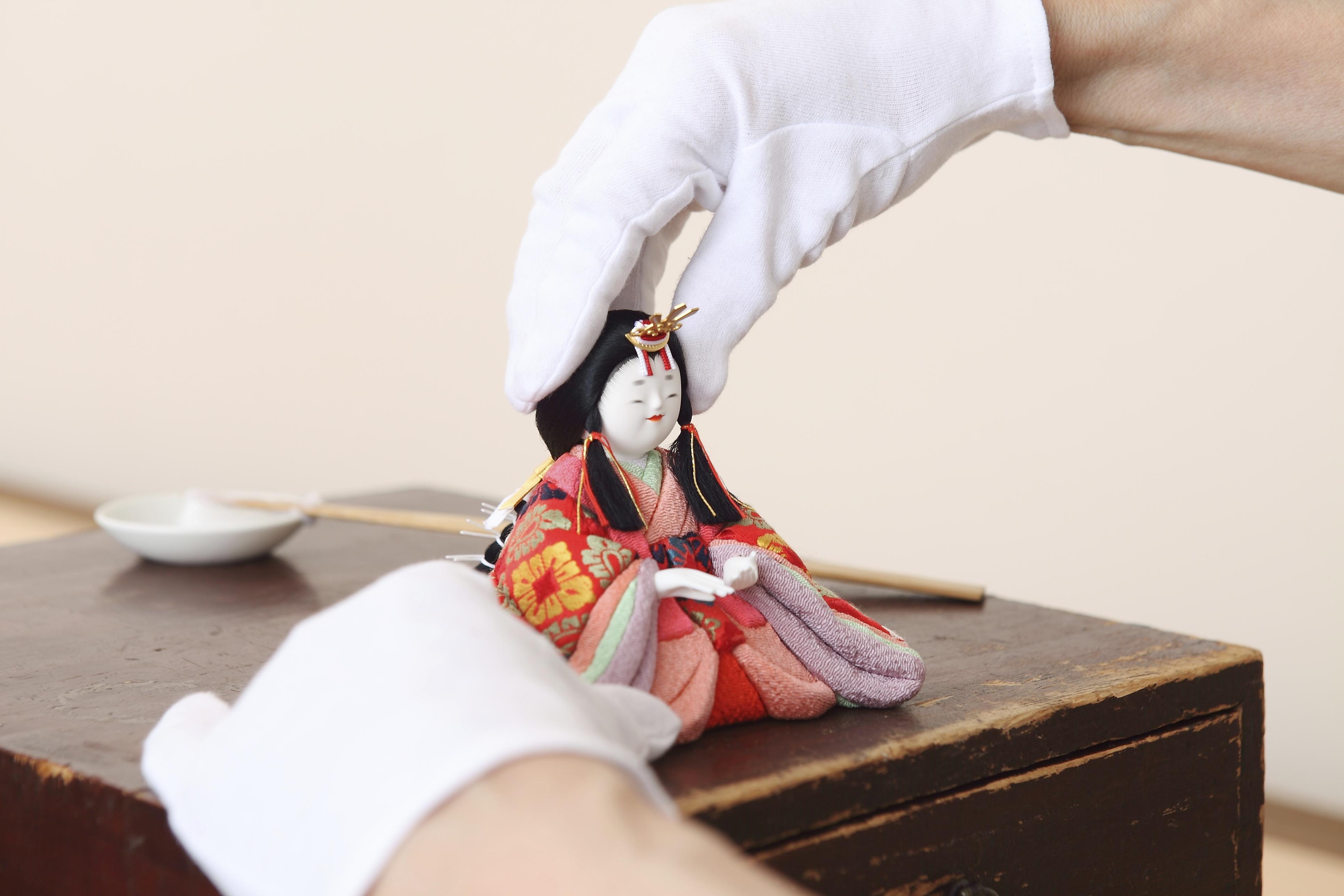 木目込み雛人形とは?特徴やおすすめは?