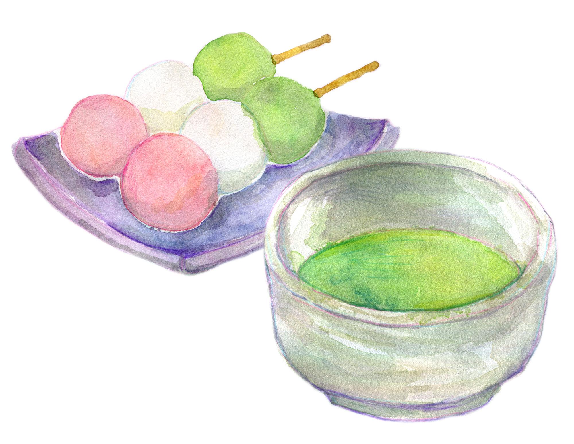 ひな祭りに飾るお餅の種類はどれが正しい?の画像