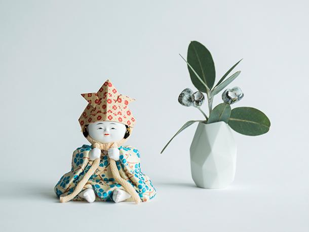原孝洲の五月人形